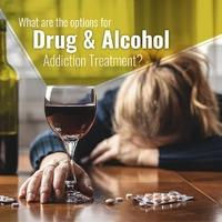 What are the options for drug and alcohol treatment?