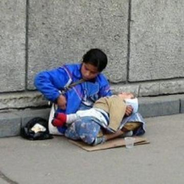 Why Is Sleeping Child In The Hands of Beggars?