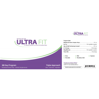 Get Fit For Life With ULTRA FIT