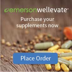 Nutritional Supplements/Emerson Ecologics